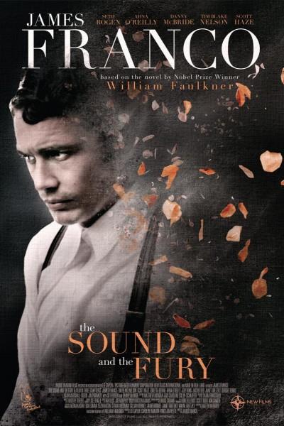 Caratula, cartel, poster o portada de The Sound and the Fury