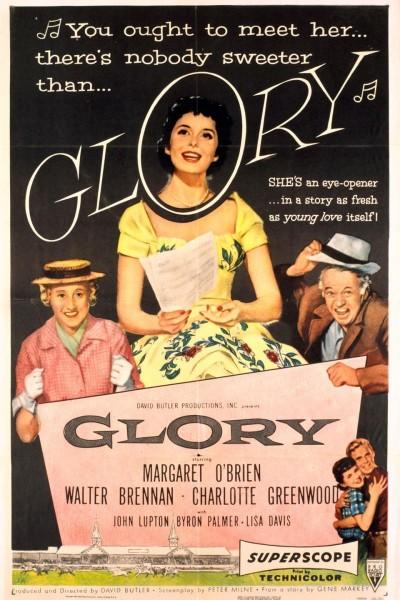 Caratula, cartel, poster o portada de Glory