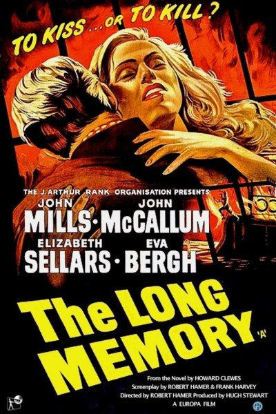 Caratula, cartel, poster o portada de The Long Memory