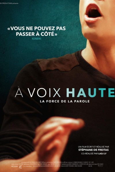 Caratula, cartel, poster o portada de A viva voz