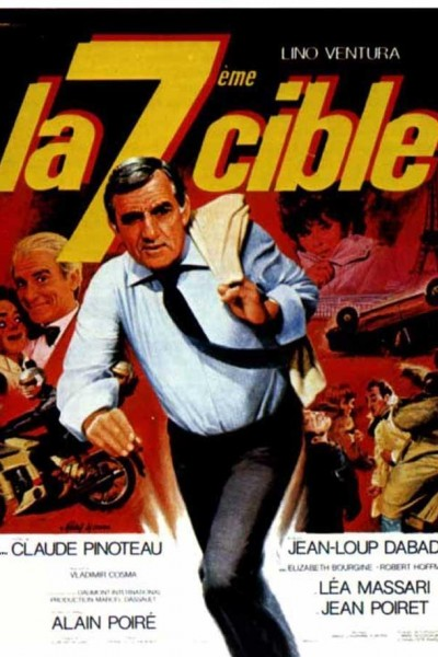 Caratula, cartel, poster o portada de La séptima víctima