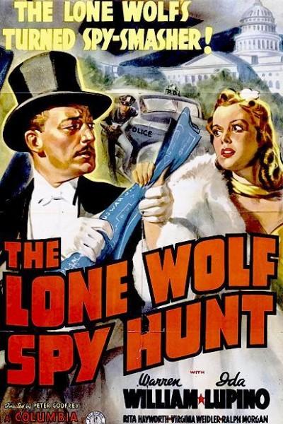 Caratula, cartel, poster o portada de The Lone Wolf Spy Hunt