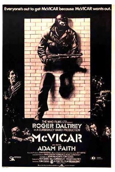 Caratula, cartel, poster o portada de McVicar, el enemigo público número 1