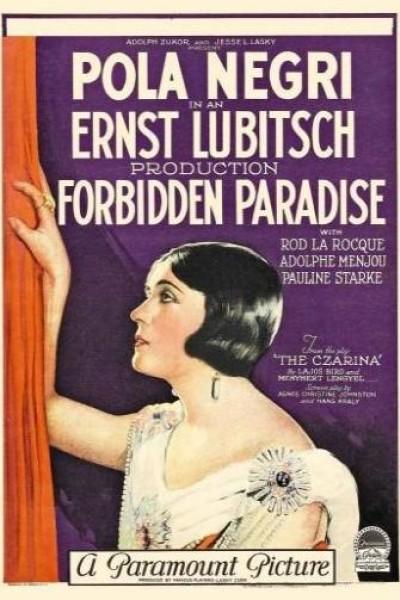 Caratula, cartel, poster o portada de La frivolidad de una dama