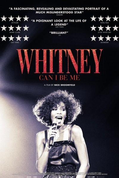 Caratula, cartel, poster o portada de Whitney: Can I Be Me
