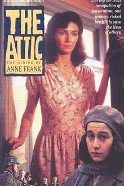 Caratula, cartel, poster o portada de El ático, el escondite de Anne Frank