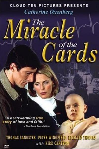 Caratula, cartel, poster o portada de El milagro de las cartas