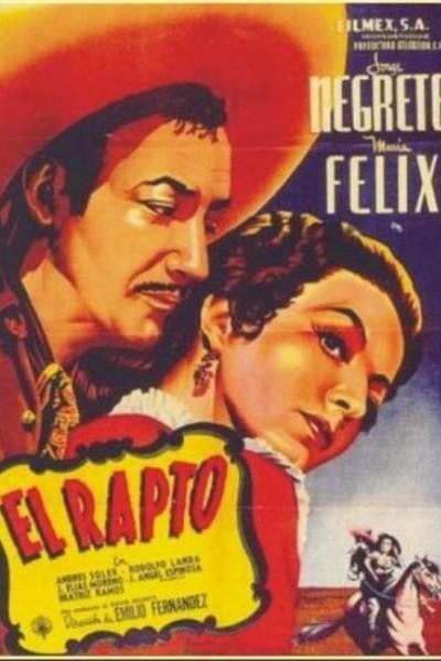Caratula, cartel, poster o portada de El rapto