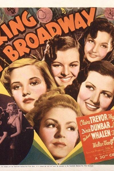 Caratula, cartel, poster o portada de Walking Down Broadway