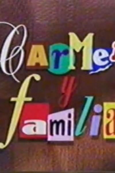 Caratula, cartel, poster o portada de Carmen y familia