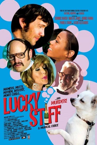 Caratula, cartel, poster o portada de Lucky Stiff