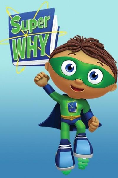 Caratula, cartel, poster o portada de Super Why!