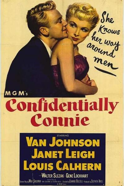 Caratula, cartel, poster o portada de Confidentially Connie