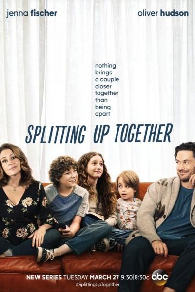 Caratula, cartel, poster o portada de Splitting Up Together