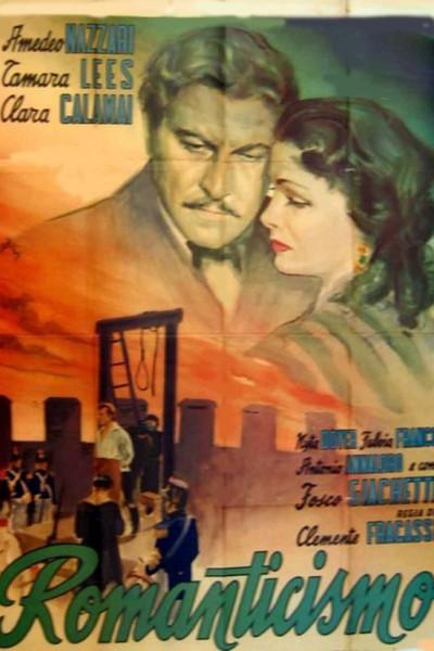 Caratula, cartel, poster o portada de Romanticismo