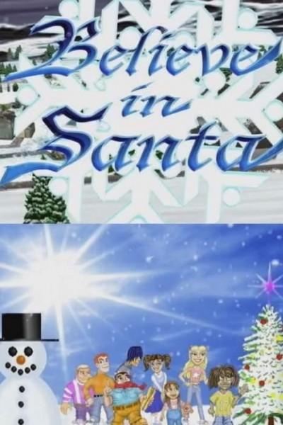 Caratula, cartel, poster o portada de Rapsittie Street Kids: Believe in Santa