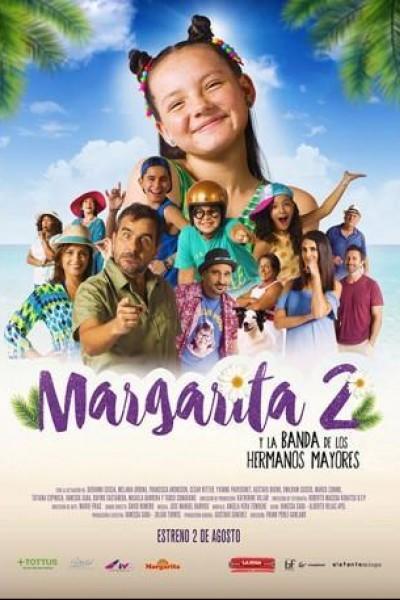Caratula, cartel, poster o portada de Margarita 2