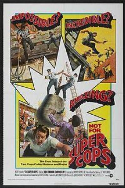 Caratula, cartel, poster o portada de Los super polis