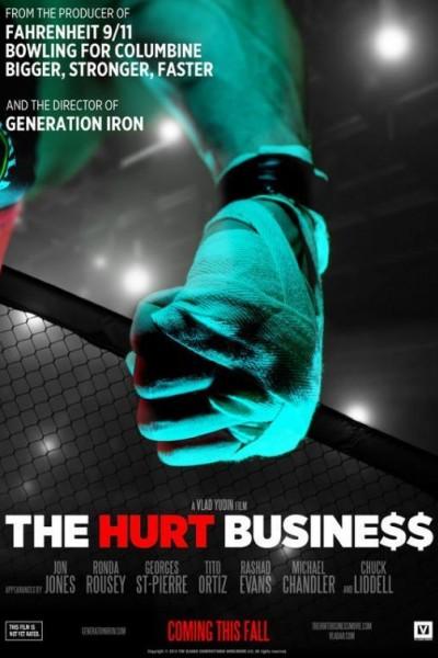 Caratula, cartel, poster o portada de The Hurt Business