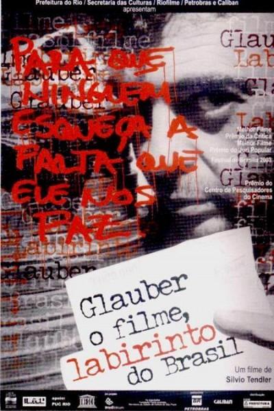 Caratula, cartel, poster o portada de Glauber. El laberinto de Brasil