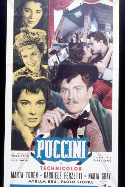 Caratula, cartel, poster o portada de Puccini