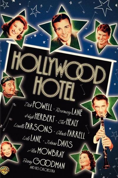 Caratula, cartel, poster o portada de Hollywood Hotel
