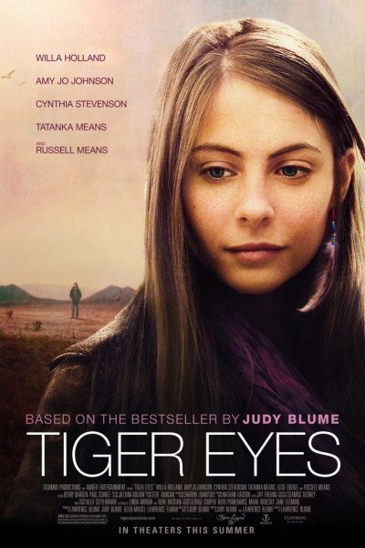 Caratula, cartel, poster o portada de Tiger Eyes