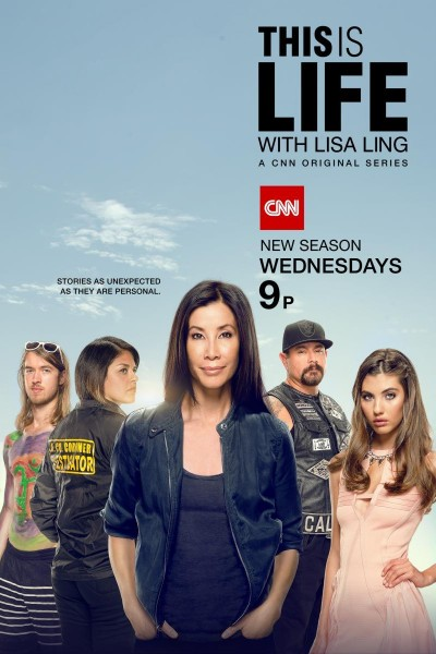 Caratula, cartel, poster o portada de This Is Life with Lisa Ling