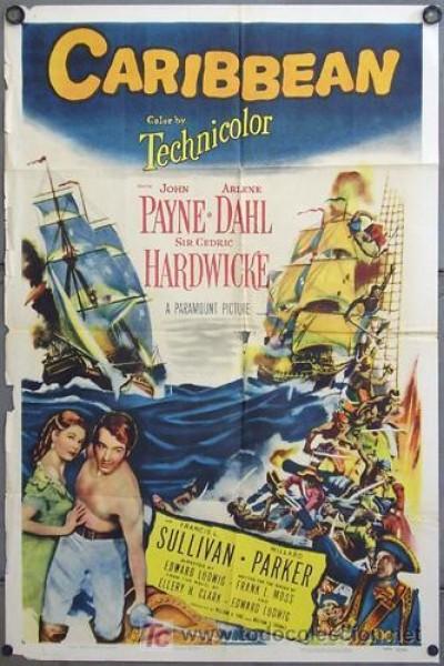 Caratula, cartel, poster o portada de El secreto del pirata