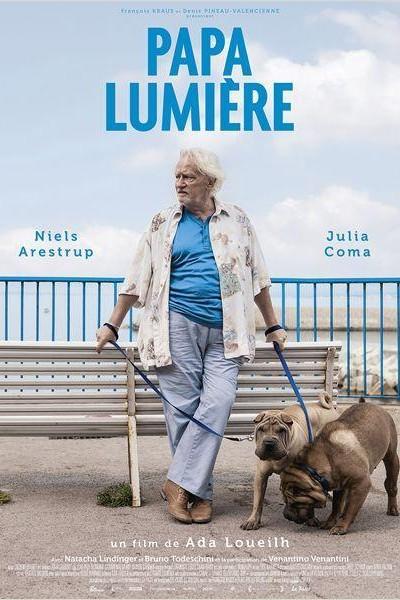 Caratula, cartel, poster o portada de Papa Lumière