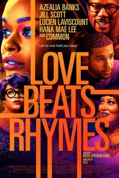 Caratula, cartel, poster o portada de Love Beats Rhymes