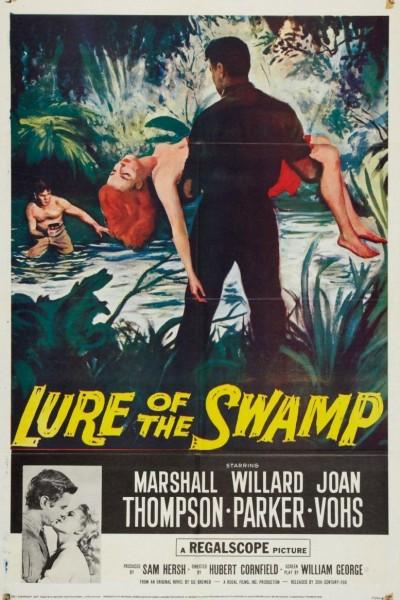 Caratula, cartel, poster o portada de Lure of the Swamp