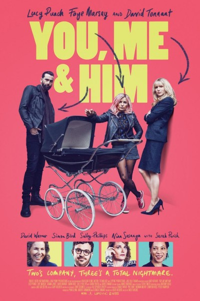 Caratula, cartel, poster o portada de You, Me and Him