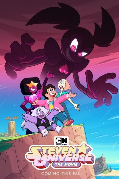 Caratula, cartel, poster o portada de Steven Universe: La película