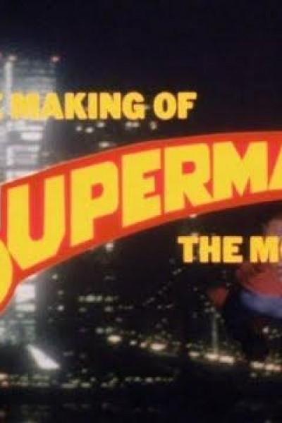 Caratula, cartel, poster o portada de La realización de Superman: La película