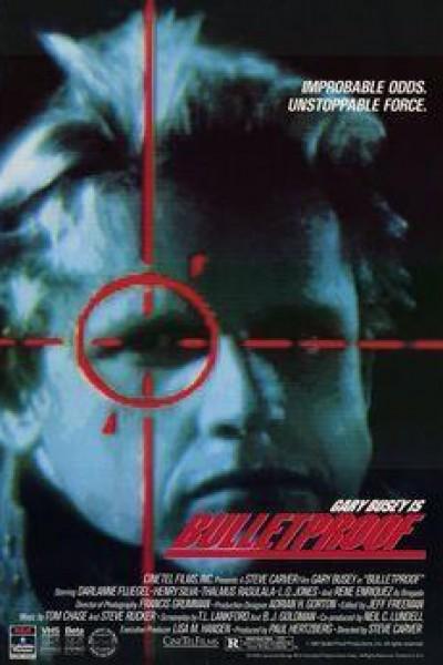 Caratula, cartel, poster o portada de Bulletproof