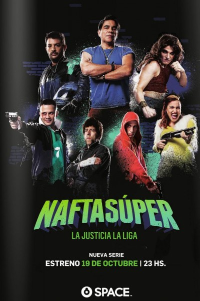 Caratula, cartel, poster o portada de Nafta Súper