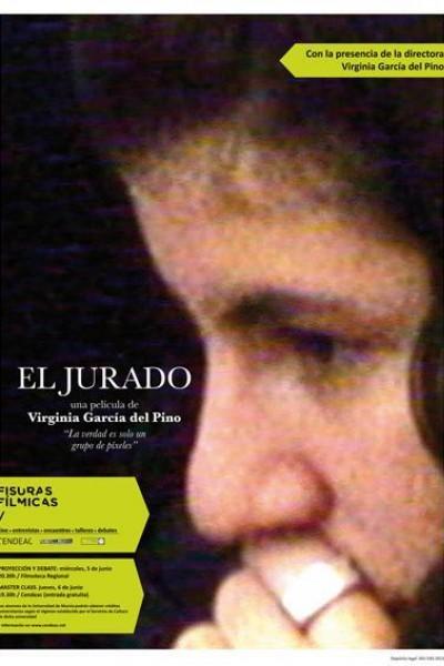 Caratula, cartel, poster o portada de El jurado