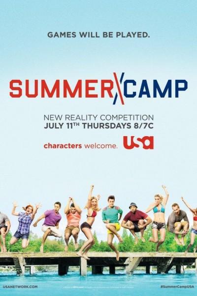 Caratula, cartel, poster o portada de Summer Camp