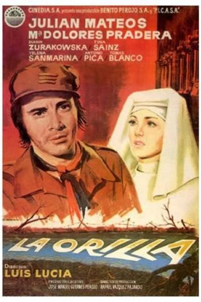 Caratula, cartel, poster o portada de La orilla