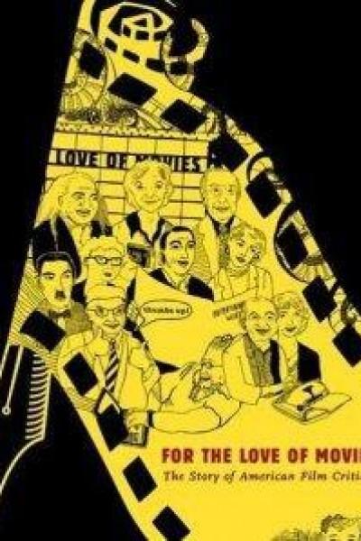 Caratula, cartel, poster o portada de Por amor a las películas