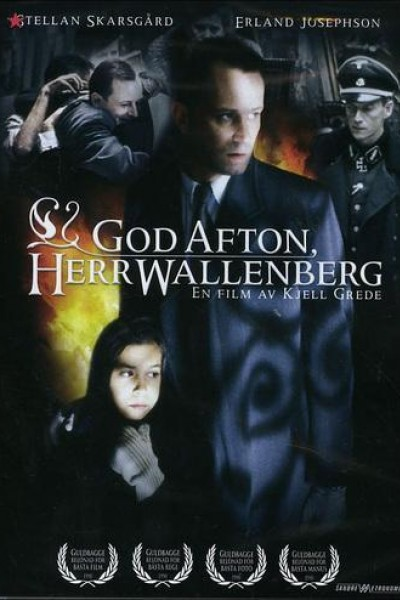 Caratula, cartel, poster o portada de Good Evening, Mr. Wallenberg