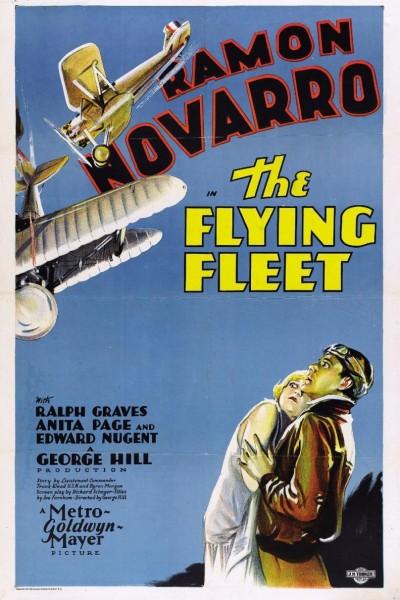 Caratula, cartel, poster o portada de The Flying Fleet