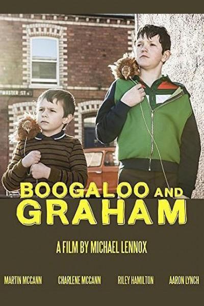 Caratula, cartel, poster o portada de Boogaloo y Graham