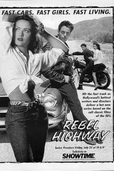 Caratula, cartel, poster o portada de Rebel Highway