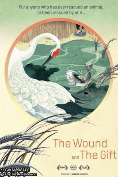 Caratula, cartel, poster o portada de The Wound and the Gift