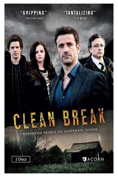 Caratula, cartel, poster o portada de Clean Break