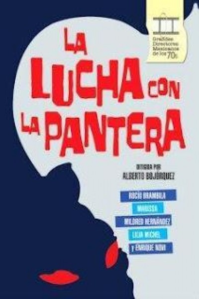Caratula, cartel, poster o portada de La lucha con la pantera