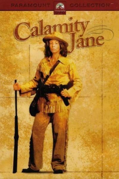 Caratula, cartel, poster o portada de Juana Calamidad