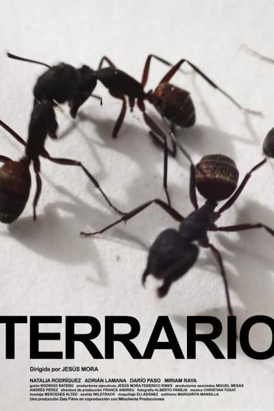 Caratula, cartel, poster o portada de Terrario